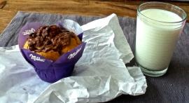 Muffin de chocolat